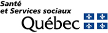 logo santé et service sociaux
